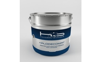 HALODECOMAT    2.5 L     BLANC - PPSO - CPP Lopez peintures