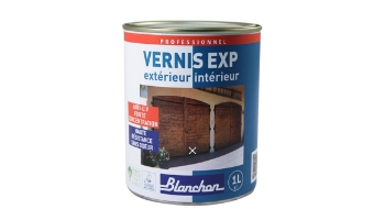 vernis exp 1l satine blanchon cpp lopez peintures. Black Bedroom Furniture Sets. Home Design Ideas